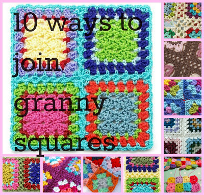 10 Ways To Join Granny Squares2