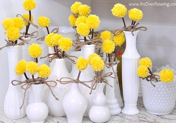Make+Pom+Pom+Balls2C+Flowers+5