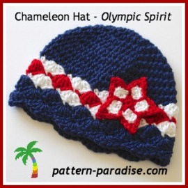 Chameleon Hat Olympic Spirit IMG_0557.jpg