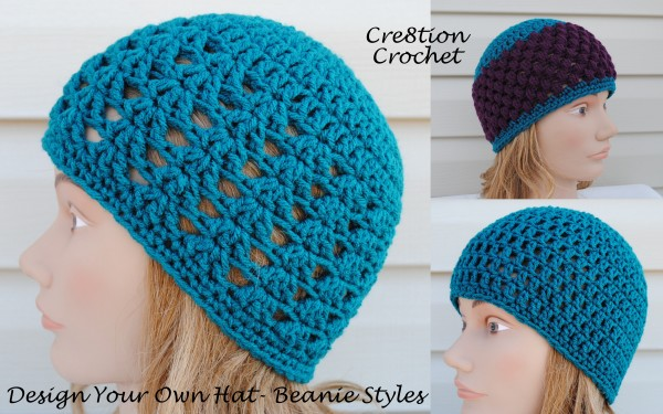 tips designing own hat cre8tion crochet