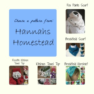 Hannahs homestead update
