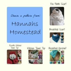 Hannahs homestead update