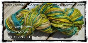 yarn medleys from the heart