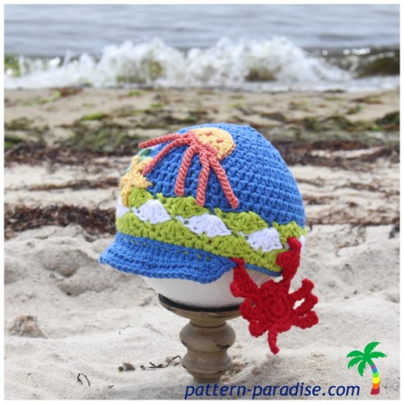 splish splash hat